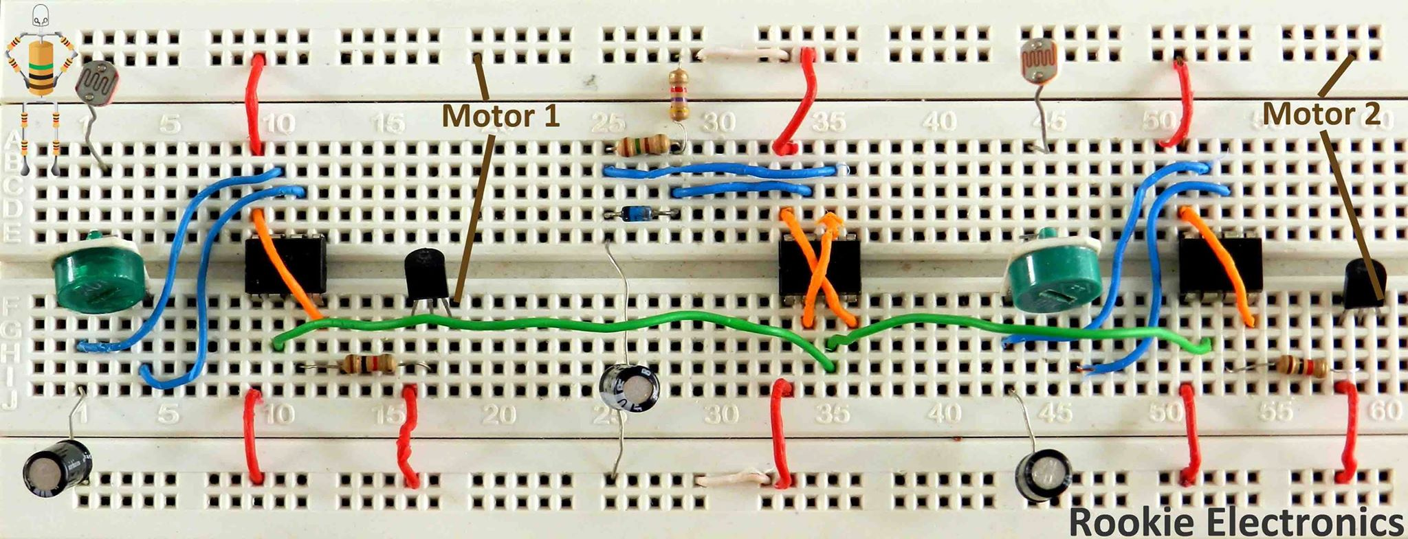 29 Breadboard Electronics 555 Timers 48projectsblog