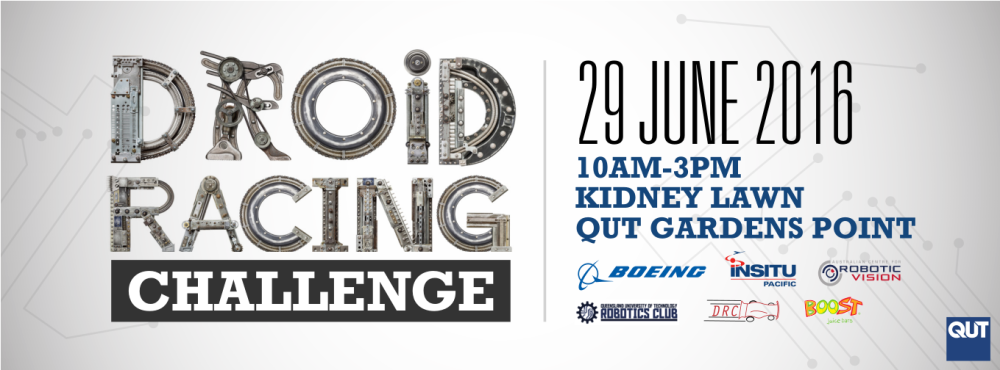 QUT Droid Racing Challenge 2016
