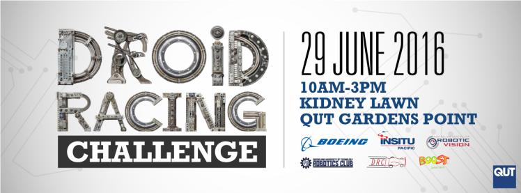 QUT Droid Racing Challenge 2016
